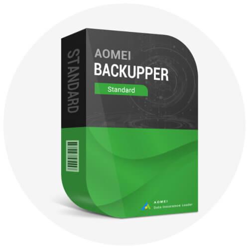 AOMEI Backupper All Editions