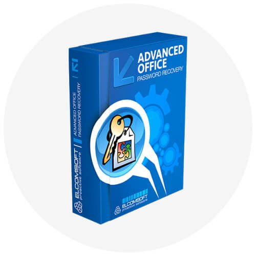 ElcomSoft Advanced Office Password Recovery