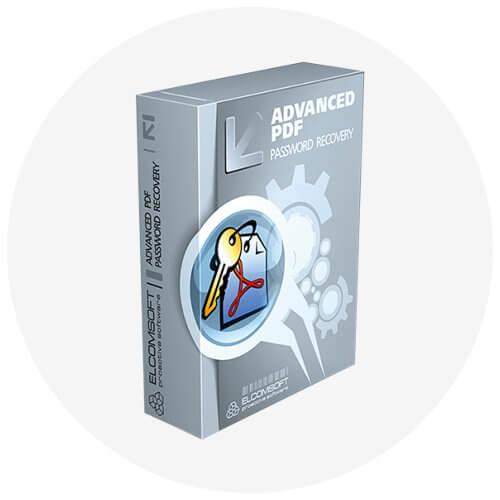 ElcomSoft Advanced PDF Password Recovery