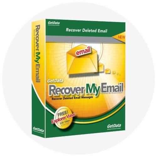 GetData Recover My Email