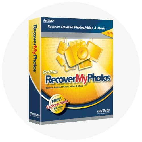GetData Photo Recovery Software