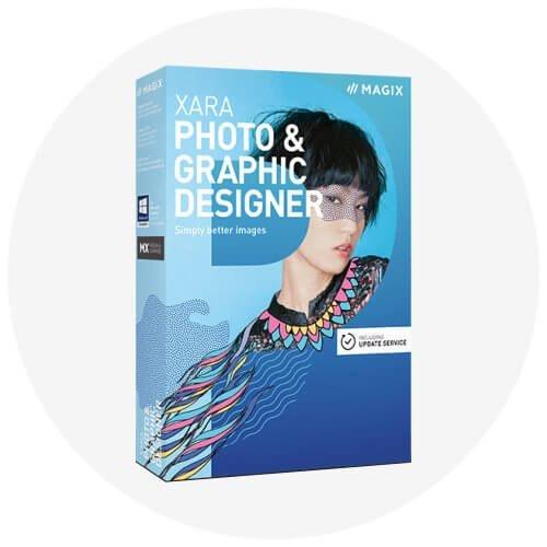Xara Photo & Graphic Designer 2019
